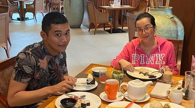 Kris Aquino on son Josh turning 25: 'Thank you for filling my existence with love'