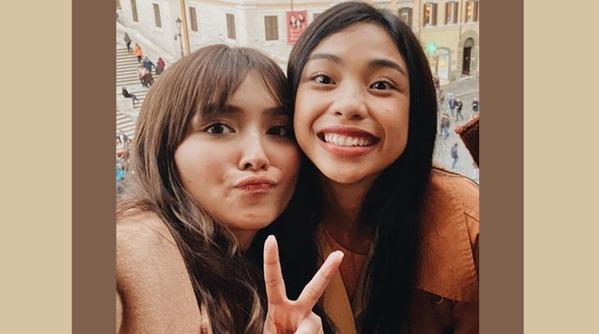 Maymay Entrata shares how Kathryn Bernardo inspires her to be a better actress