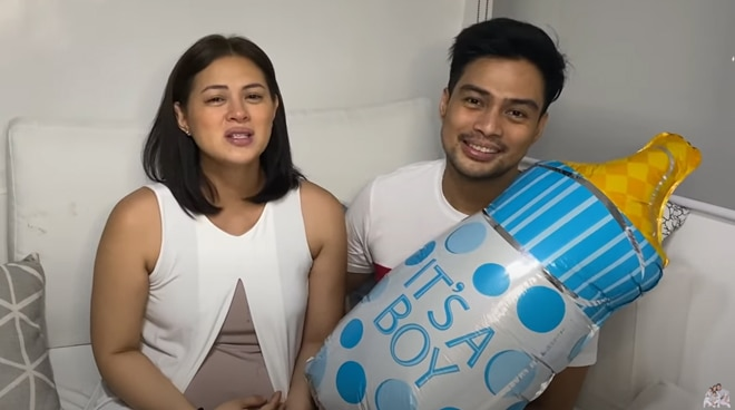 WATCH: Lara Quigaman, Marco Alcaraz expecting another baby boy