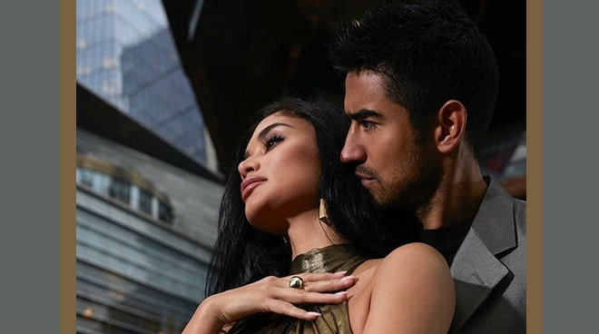 Jeremy Jauncey on meeting Pia Wurtzbach: 'It was love at first sight'