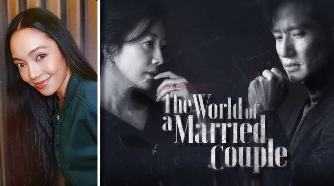 Jona Viray sings theme song for 'The World of a Married Couple' on ABS-CBN