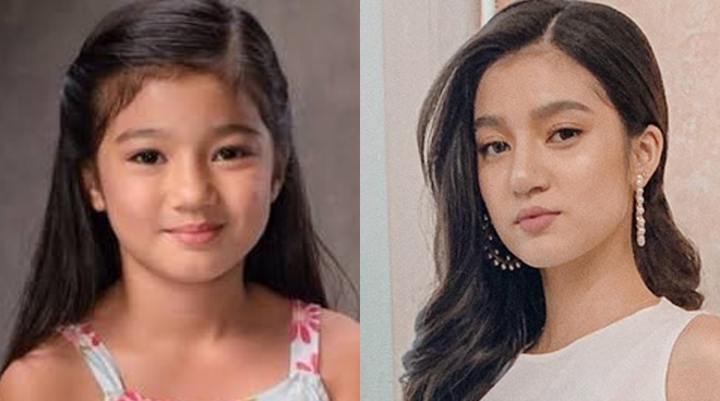 Former child star Belle Mariano turns 18