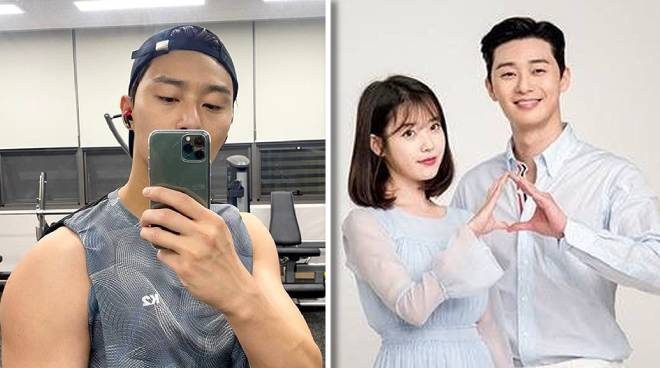 LOOK: Park Seo Joon levels up physique for new role in movie with IU