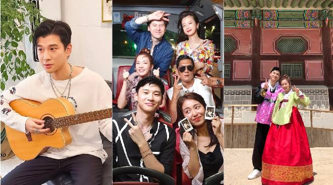 EXCLUSIVE: Curious what it's like to work on a South Korean TV show? Richard Juan shares experience shooting with tvN