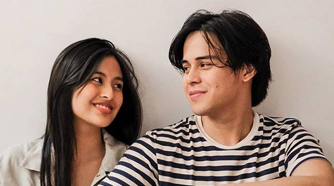 Khalil Ramos and Gabbi Garcia share advice for couples dealing with the challenges of the pandemic