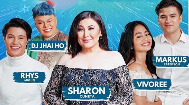 'Work hard, focus on your career': Sharon Cuneta advises young stars