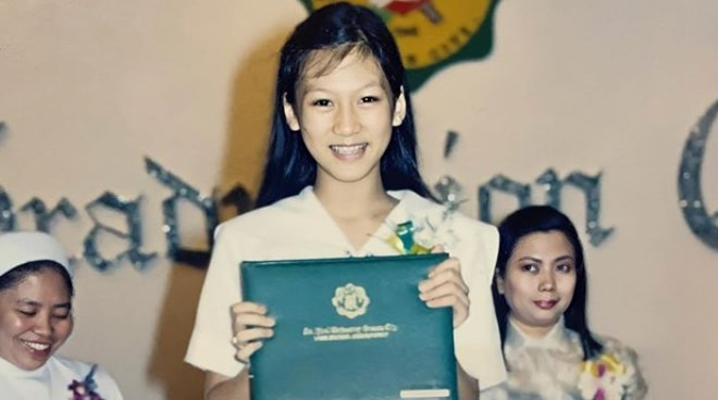 Why Alex Gonzaga almost did not march on her high school graduation day