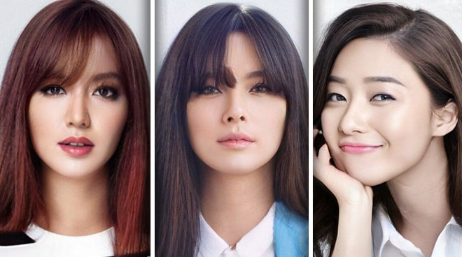 LOOK! Lee Min-ho, Hyun Bin, Park Seo-joon and other oppas transformed into women via viral app