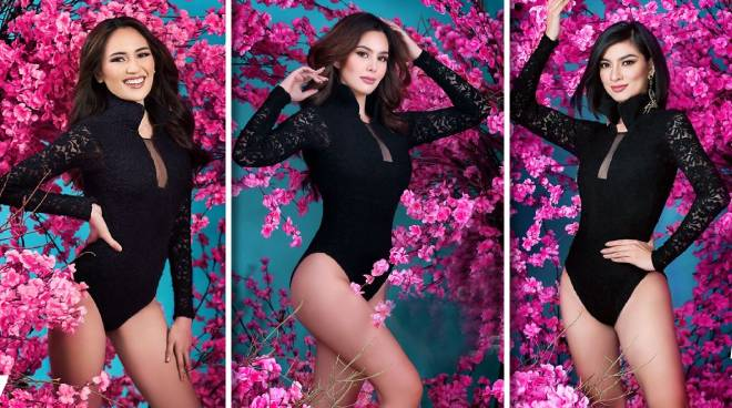 LOOK: Official swimsuit photos of Bb. Pilipinas 2020 candidates