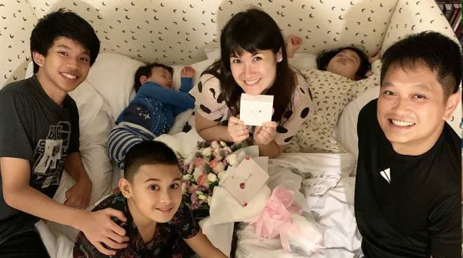 Camille Prats celebrates 35th birthday, grateful for the gift of family