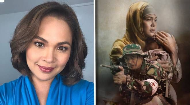 Judy Ann Santos gets her third best actress award for 'Mindanao' at Gawad Tanglaw