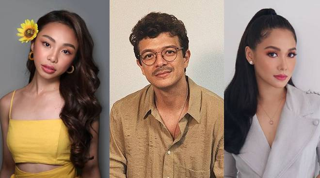 Star Magic artists share their experience doing their Love From Home lockdown portraits