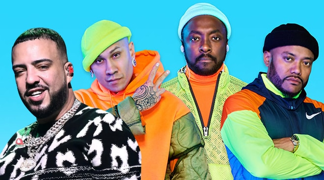 Black Eyed Peas releases new song 'Mabuti' with French Montana