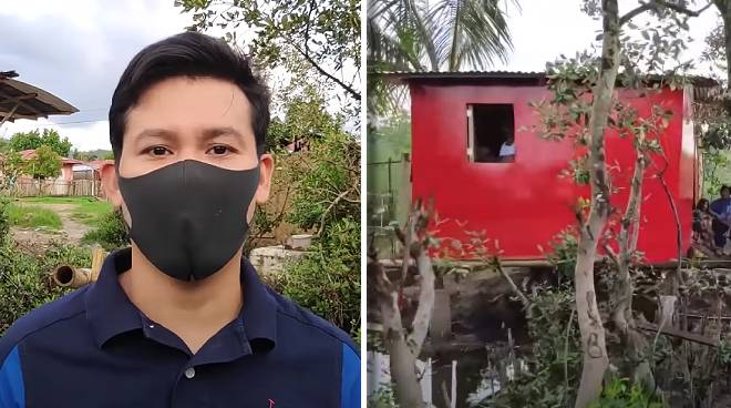 Amid COVID-19 pandemic, Marcelito Pomoy reveals he built four homes for those in need
