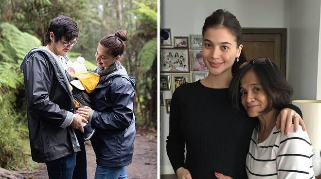 Anne Curtis hopes daughter Dahlia learns Ilocano like her mom