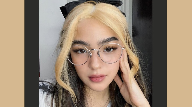 LOOK: Andrea Brillantes channels Jennie of K-Pop group Blackpink