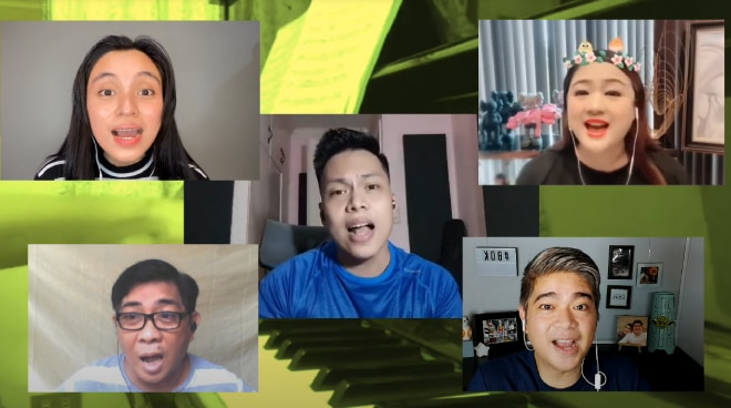 WATCH: Cast of 'Sineskwela' performs theme song of the show