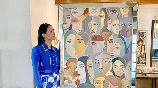 Heart Evangelista launches project to help students cope with online learning