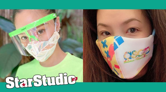 MASK MAGALING! These celebs still look gorgeous with their face masks