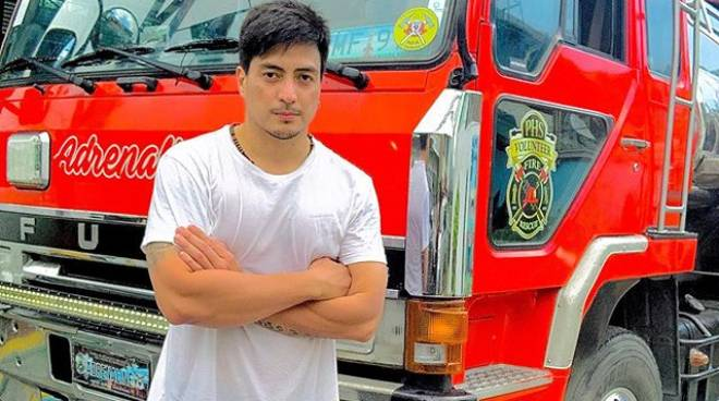 Wendell Ramos now a certified ABP firefighter
