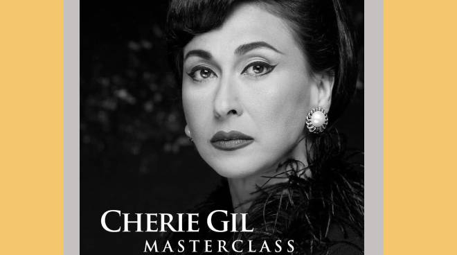 Cherie Gil to hold online masterclass