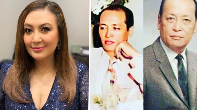 'I wish you were here right beside me now': Sharon Cuneta longs for late dad Pablo Cuneta