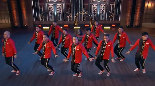 WATCH: Filipino dance group UPeepz wows with energetic dance routine on 'World of Dance' Duels