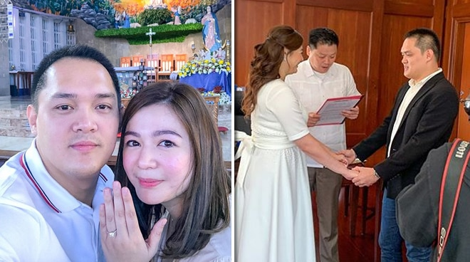 LOOK: Former Angelito star Charee Pineda ties the knot