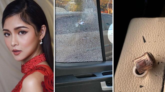 Kim Chiu on van incident: 'Wala naman akong kaaway or kaatraso. Why me?'