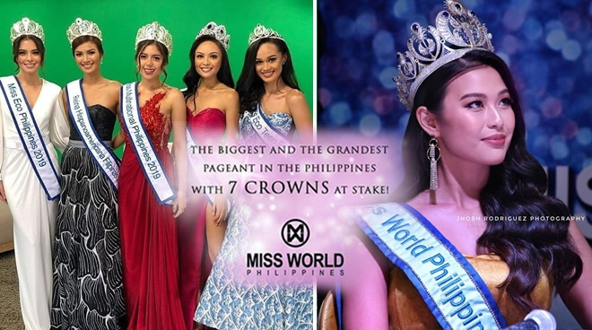 'A new crown awaits' for Miss World Philippines 2020