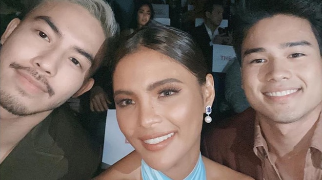 Lovi Poe, no holding back on doing love scenes with Tony Labrusca and Marco Gumabao