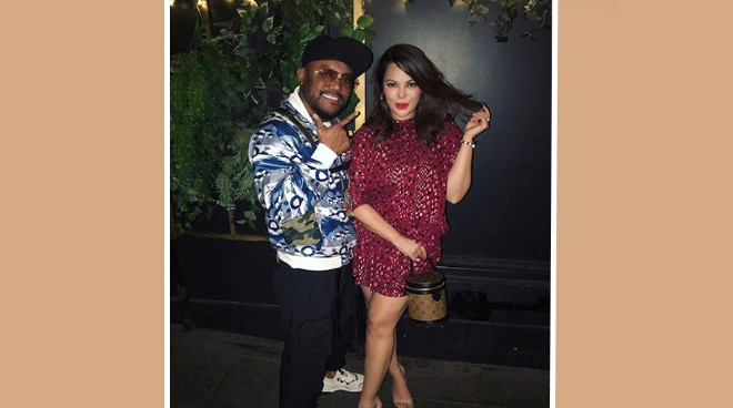 For the second time around: Is apl.de.ap courting KC Concepcion?
