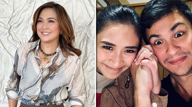 Have Sarah Geronimo and Matteo Guidicelli already moved into their new home?