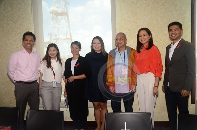 Charo Santos-Concio, Ricky Lee, Makiwander and Ardy Roberto for ABS-CBN Books' Project Foreword.