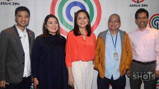Charo Santos, Ricky Lee and other book authors to conduct intensive writing workshop with ABS-CBN Books