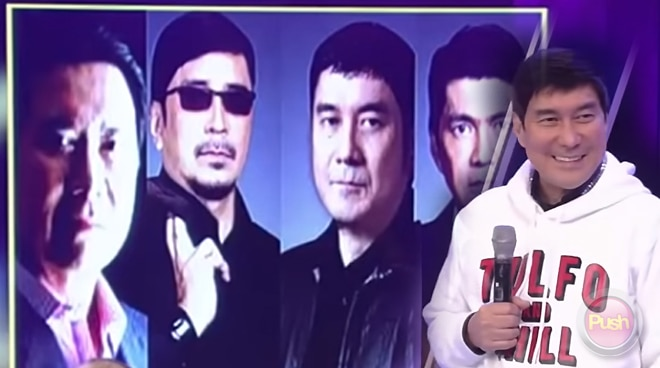 Who's the richest? Most handsome? Raffy picks among Tulfo brothers