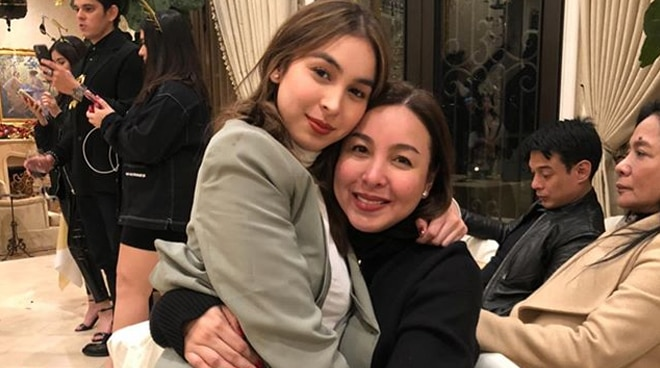 Marjorie Barretto on Julia's birthday, 'I am blessed to have you as a daughter'