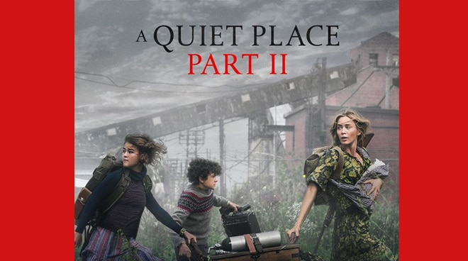 'A Quiet Place II' release postponed due to coronavirus