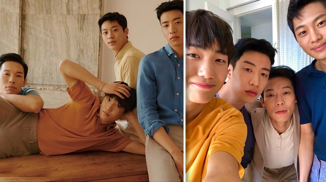 LOOK: Popular soldiers from 'Crash Landing On You' reunite for a magazine photoshoot
