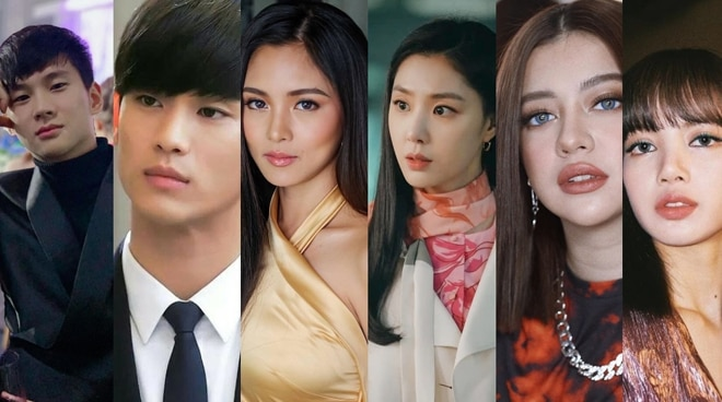 Seeing double? 10 Filipino Celebrities and their Korean Stars Lookalikes