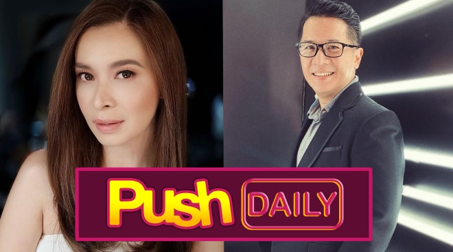 Fake news! Sunshine Cruz dineny na naging dyowa niya si Chuckie Dreyfus | PUSH Daily