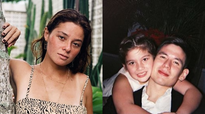 Andi Eigenmann misses daughter Ellie who is with dad Jake Ejercito in Manila amid COVID-19 threat