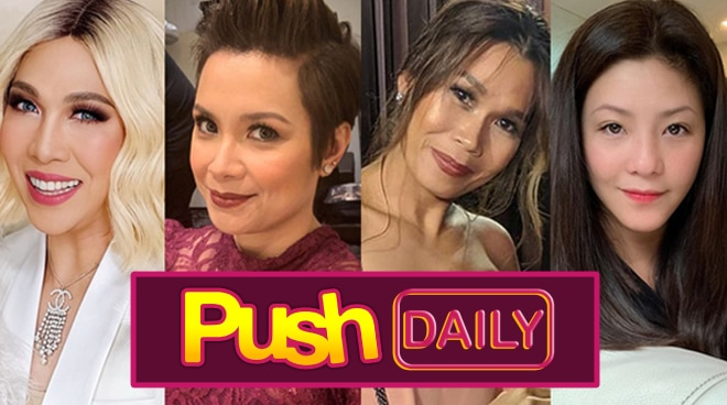 Celebrities, may mga 'stay-at-home' tips ngayong panahon ng community quarantine | PUSH Daily