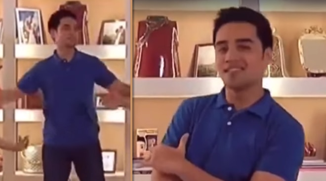 TRENDING: Vico Sotto dances to Red Velvet's 'Psycho' in fan-made video