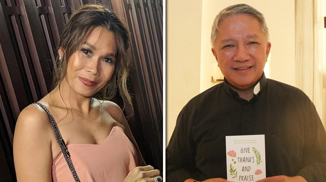 Pokwang to set up 'central kitchen' with Father Tito Caluag amid COVID-19 pandemic