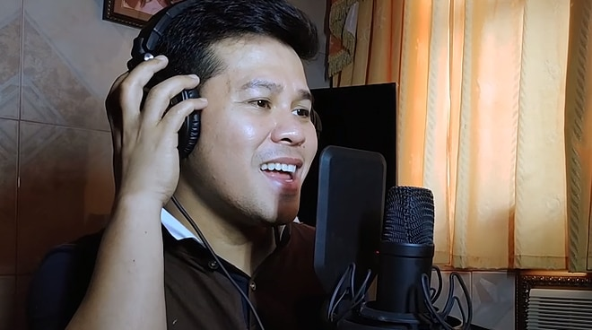 "WATCH: Marcelito Pomoy performs inspiring ""Heal The World"" cover"