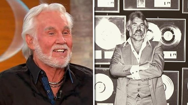American country singer Kenny Rogers passes away at 81