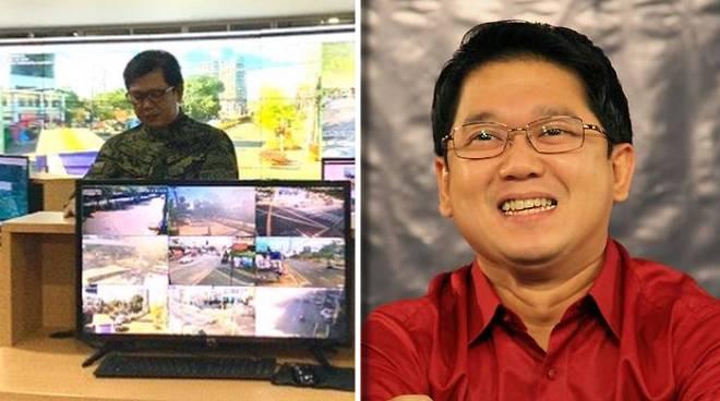 LOOK: Herbert Bautista, balik sa public service