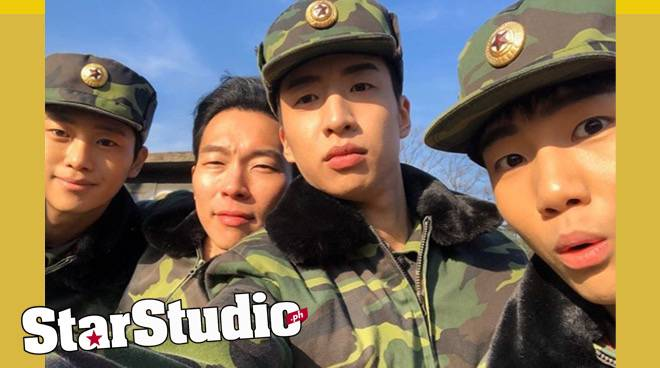 #CLOY CUTIE MANIA! Get to know Captain Ri's group of soldiers—and why they're worth the kilig