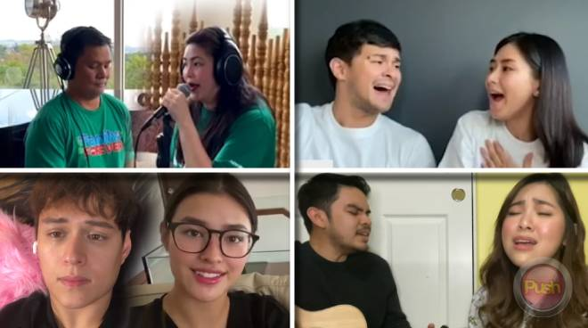 WATCH: All the celebrity couples who shared a duet at 'Pantawid Ng Pag-Ibig' concert